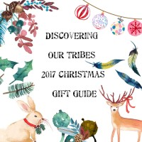 Discovering Our Tribes Christmas Gift Guide